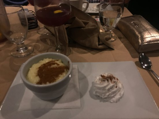 Westport, MA: Arroz Doce