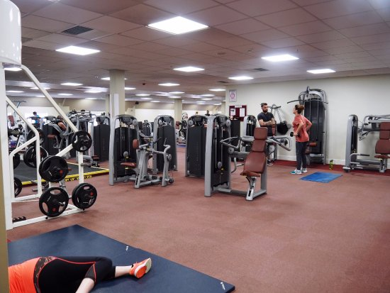 Worsley, UK: Great gym