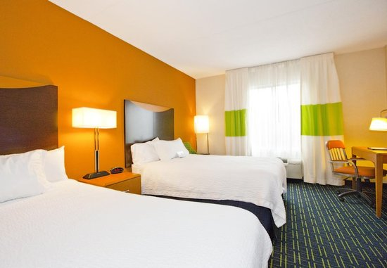 Нью-Стэнтон, Пенсильвания: Double/Double Guest Room