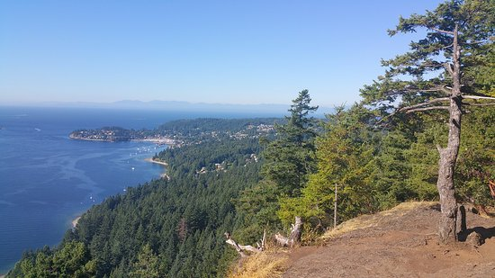 Third Viewpoint - Looking towards Gibsons