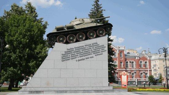 Tank Tambov Farmer