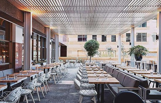 Balcon By Tapavino Best Restaurants In Sydney