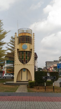 Taiping, Malaysia: New Clock Tower