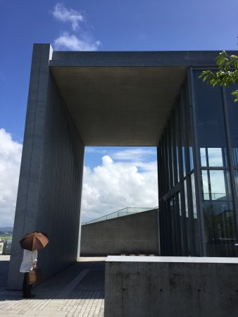 Kahoku, Japan: 安藤忠雄の建築美
