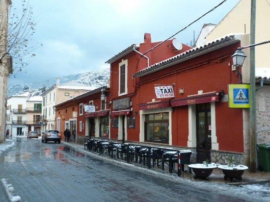 Cafe Restaurante Central: Restaurate CENTRAL