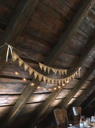 Dunham, Канада: Beautiful Reception barn -hall