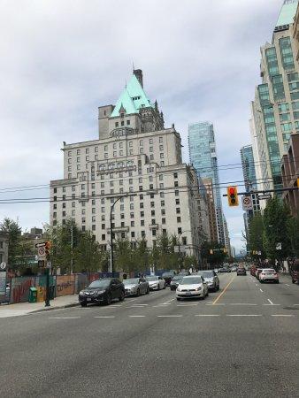 溫哥華費爾蒙特酒店照片