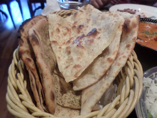 Vedas Indian Restaurant (Changshu Road): Nan Bread