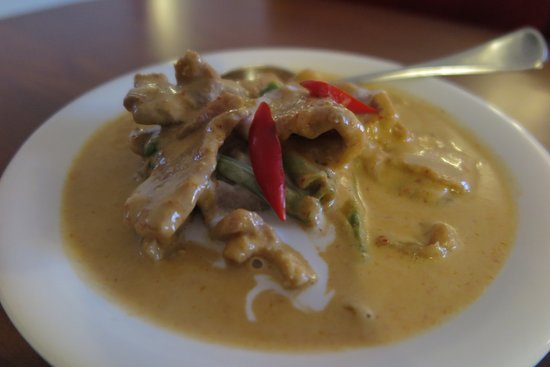 Mount Lawley, Australia: Red Curry Pork