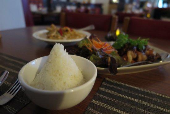 Mount Lawley, Australien: Thai Jasmine Steam Rice