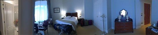 "Wonderful hotel and stuff  Quite location  Room amazing  Sleeping bad ""WOW"""