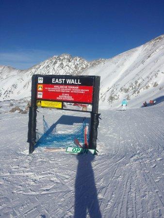 Keystone, Κολοράντο: East Wall access gate