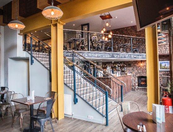 Bank Street Bar Kitchen Glasgow Updated 2019 Restaurant Reviews