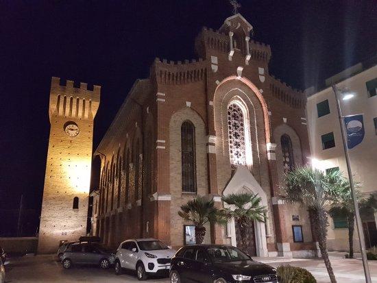 Porto Potenza Picena, Italy: Chiesa di S. Anna