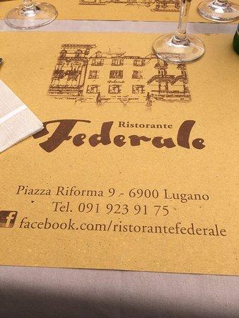 Federale Resturant Pizzeria Besso: photo0.jpg
