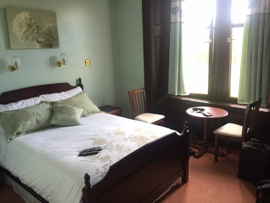 Tomintoul, UK: Double room