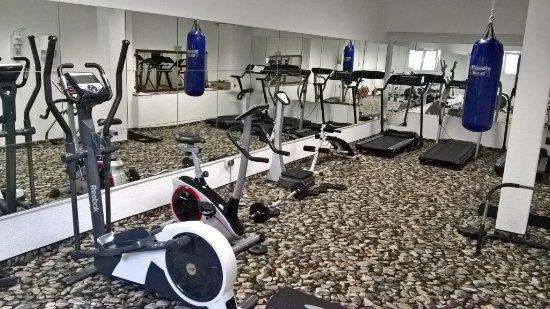 Hotel Global: Fitness room