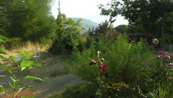 Pitres, Spanien: Garden