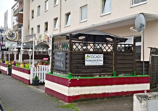 Morfelden-Walldorf, Allemagne : Restaurant