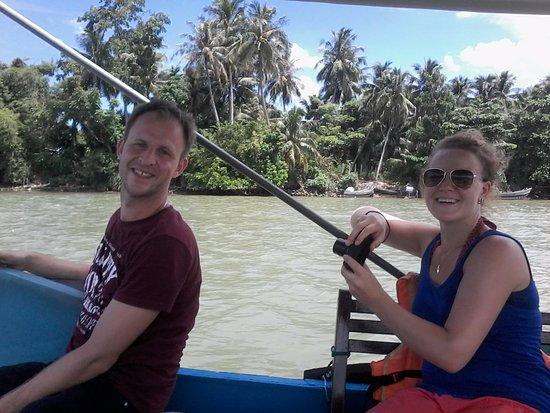 Pham Tours: river cruise