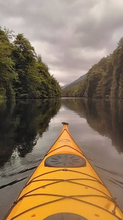Active Highs: Kayaking on the caledonian canal
