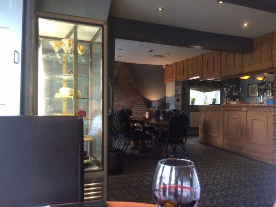 Ripley, UK: Bar