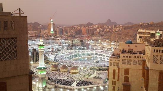 Makkah Millennium Hotel: 20160904_184143_large.jpg