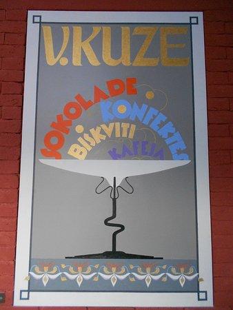 Veendam, Niederlande: Het museum bezit een speciale Riga zaal, ter herinnering aan oude handelscontacten.