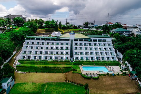 Aerial View of Days Hotel Tagaytay- Wyndham Hotel Group