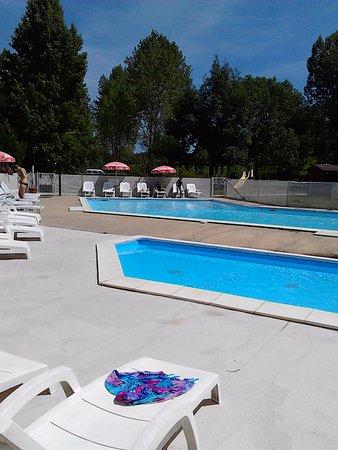 Villamblard, Frankreich: piscine du camping