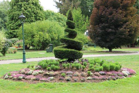 Jardin Anglais Picture Of Jardin Anglais De Vesoul Vesoul