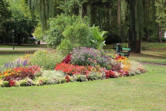 Jardin Anglais De Vesoul Picture Of Jardin Anglais De Vesoul