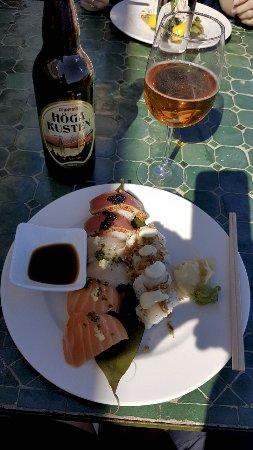 Djursholm, สวีเดน: Sushi
