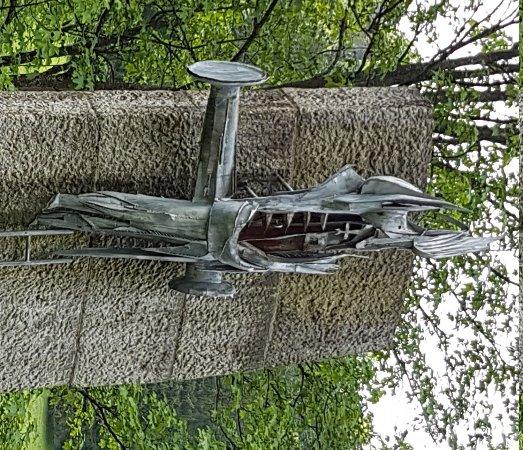 Prometheus Shot dead Monument