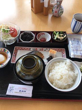 Nomi, Япония: 朝食