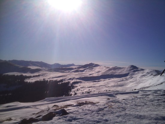Red Cliff, CO: Sunshine and Peaks