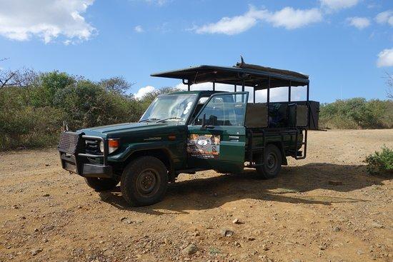 de jeep van heritage tours - picture of heritage day tours & safaris