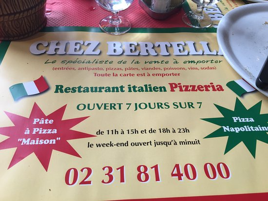 Chez Bertella - Restaurant Italien: photo0.jpg