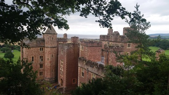 Dunster, UK: Photo from the Keep