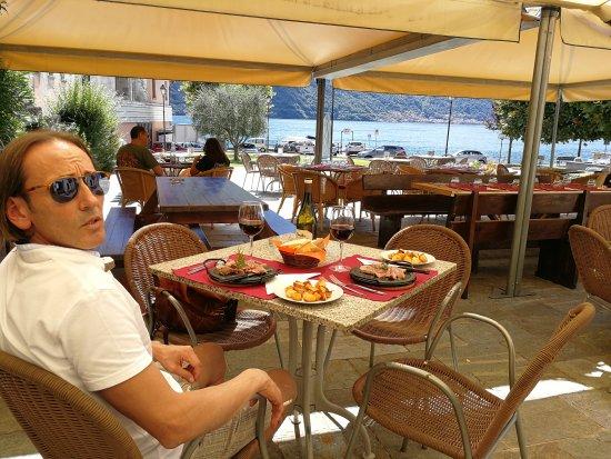 Mezzegra, Italia: Hosteria Magnolia