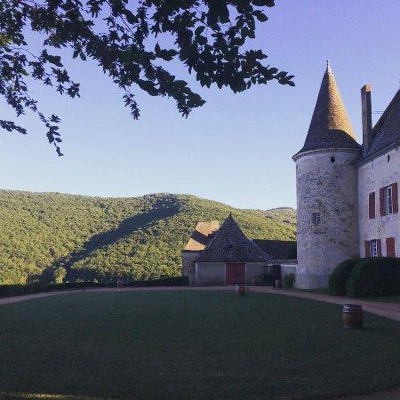 Ch teau de varennes quincie en beaujolais frankrike omd men - De truchis de varennes ...
