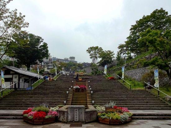 Ikaho Stone Step Street