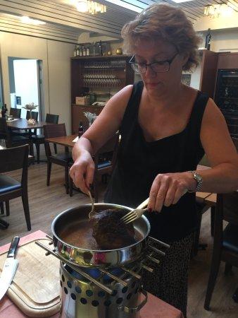 Dietikon, سويسرا: ein tolles Stück Fleisch