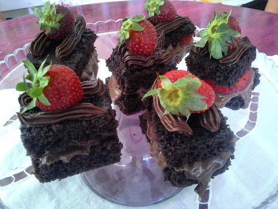 Ceri Cafe: Cikolatalı pasta