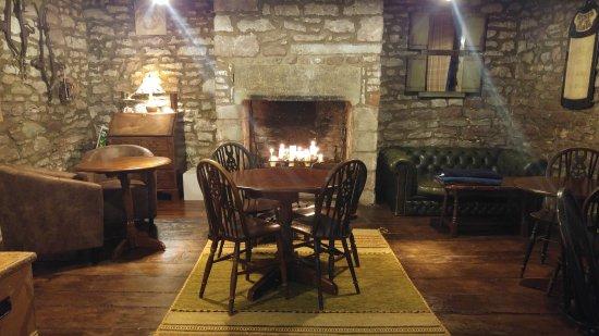 The White Lion Restaurant : The Snug Room