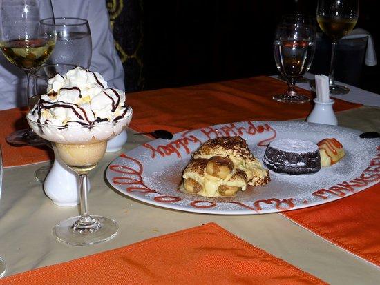 Invito Al Cibo Italian & Thai Restaurant: it has to be :-) ... after the dinner ...