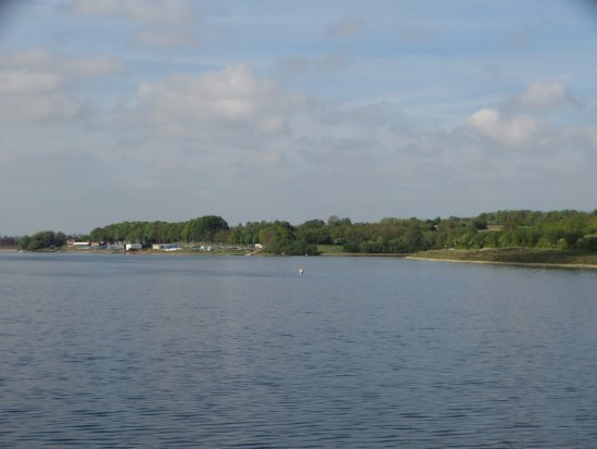 Brixworth, UK: Pitsford Reservoir - the Country Park and Sailing Club