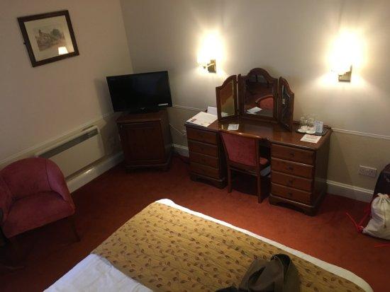 Bramber, UK: Spacious & comfortable Facilities