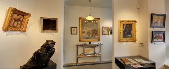 Maarssen, The Netherlands: A small view of the gallery inside