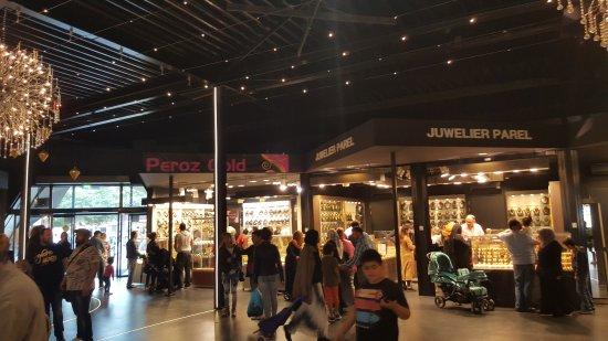 Beverwijk, Países Bajos: De Bazaar